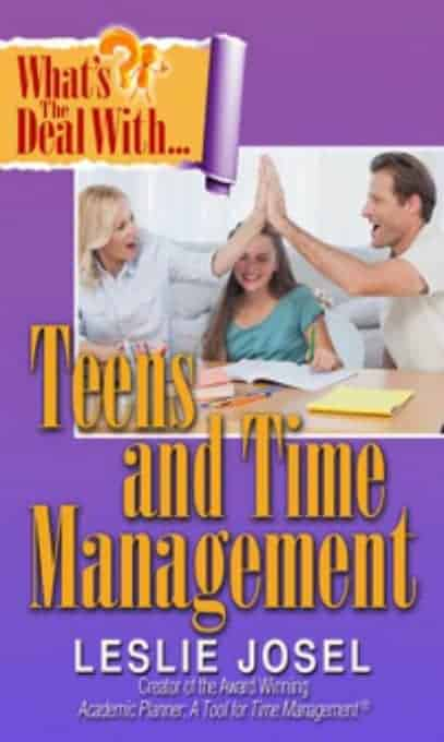 What's the Deal with Teens and Time Management? Book Review