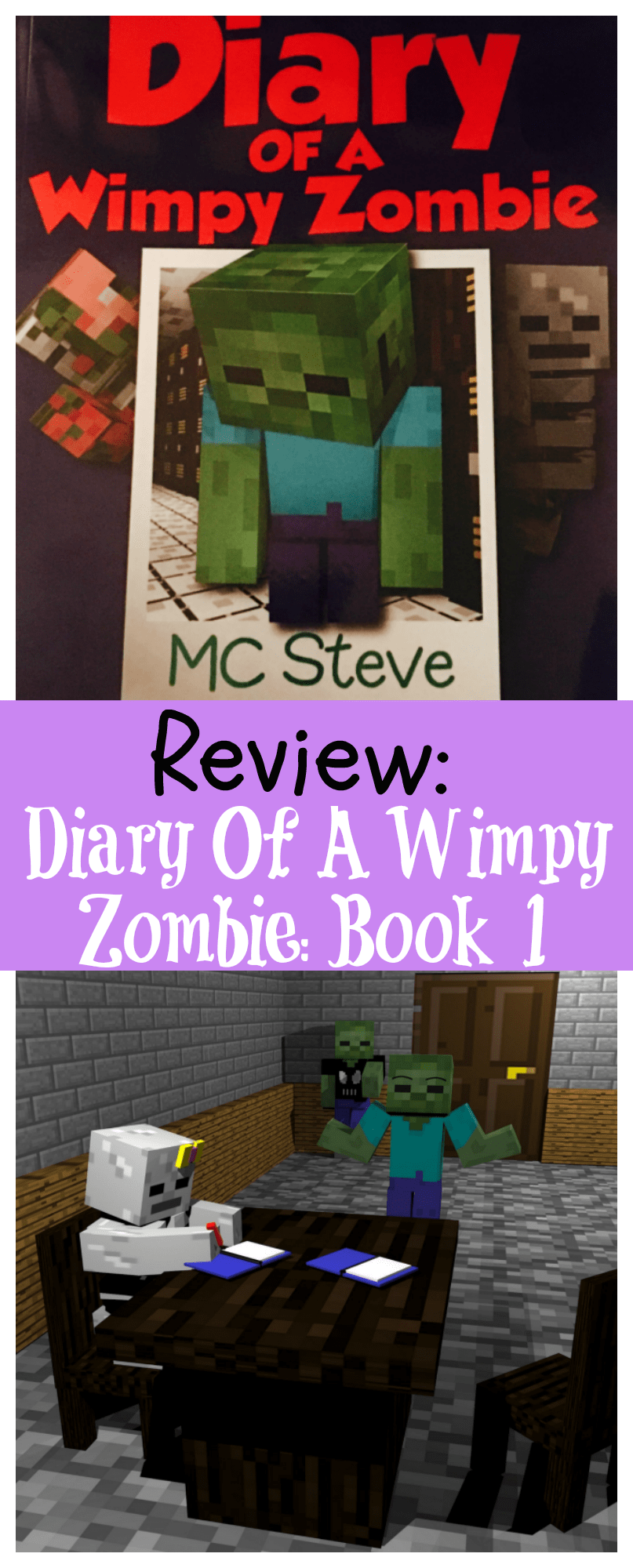 diary-of-a-wimpy-zombie-book-review