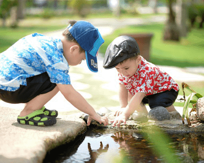Making Friends: What You Can Do To Help Your Child