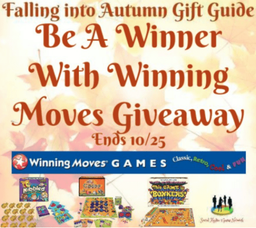 Winning Moves Games Giveaway