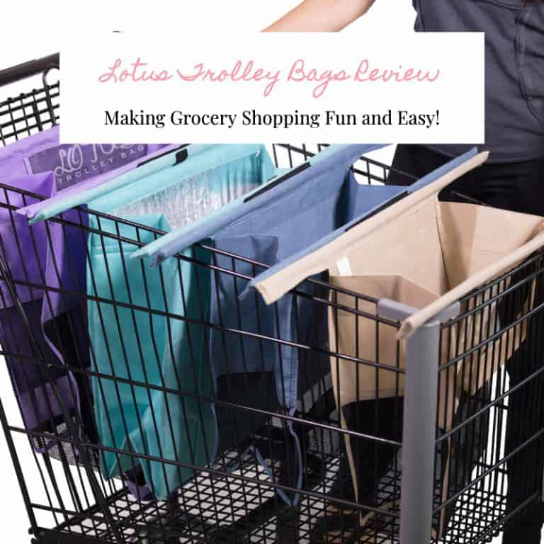 Lotus Trolley Bags – Making Grocery Shopping Fun and Easy!